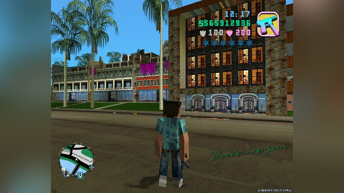 Port Docks Updated Textures для GTA Vice City - Картинка #25