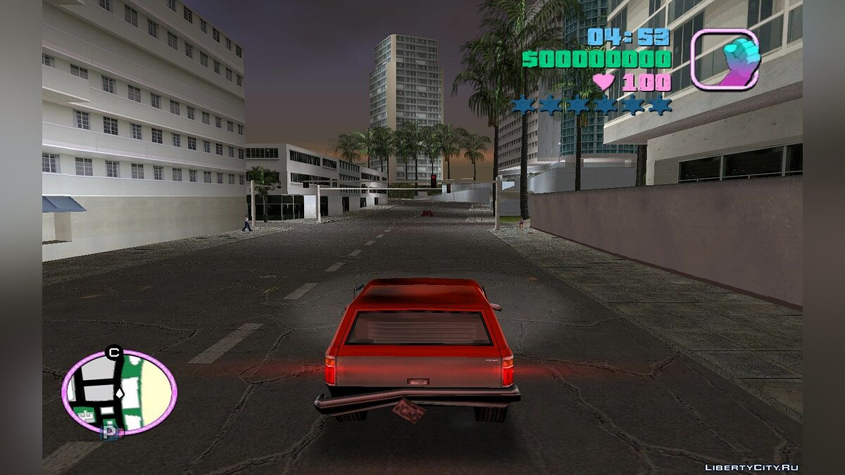 Half-Life 2 Generic для GTA Vice City