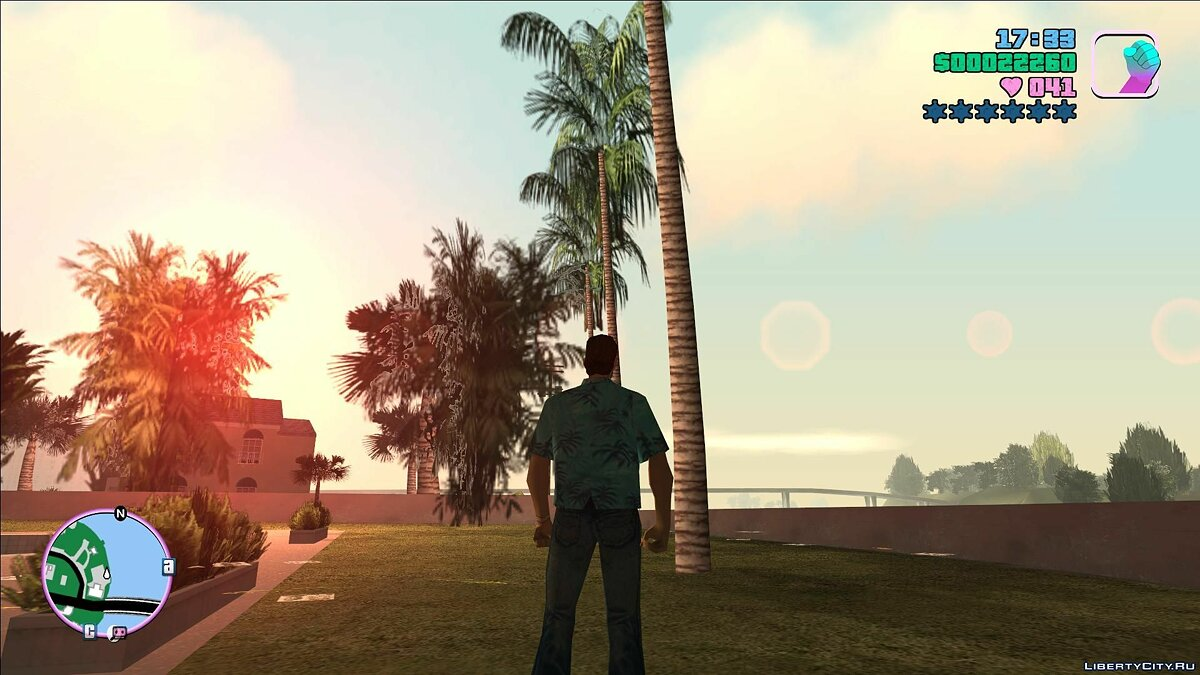 Текстурный мод HQ Vice City Radar Icons v2.00 для GTA Vice City