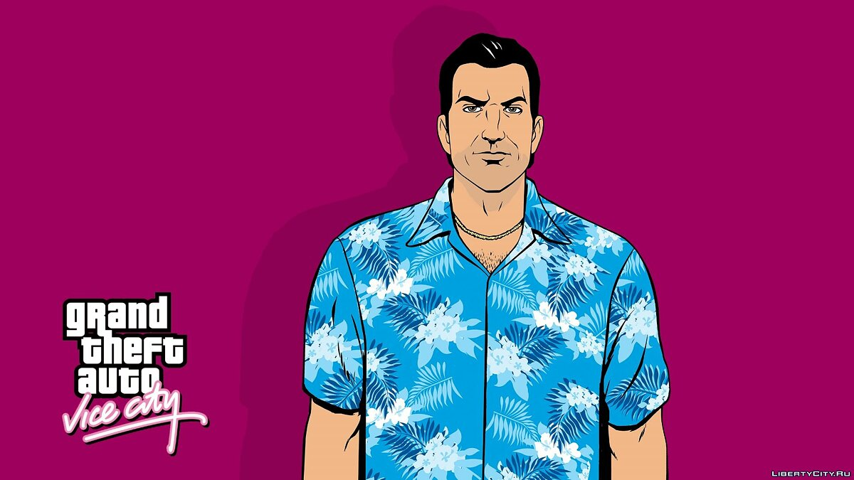 Vice City Full HD Loadscreens для GTA Vice City