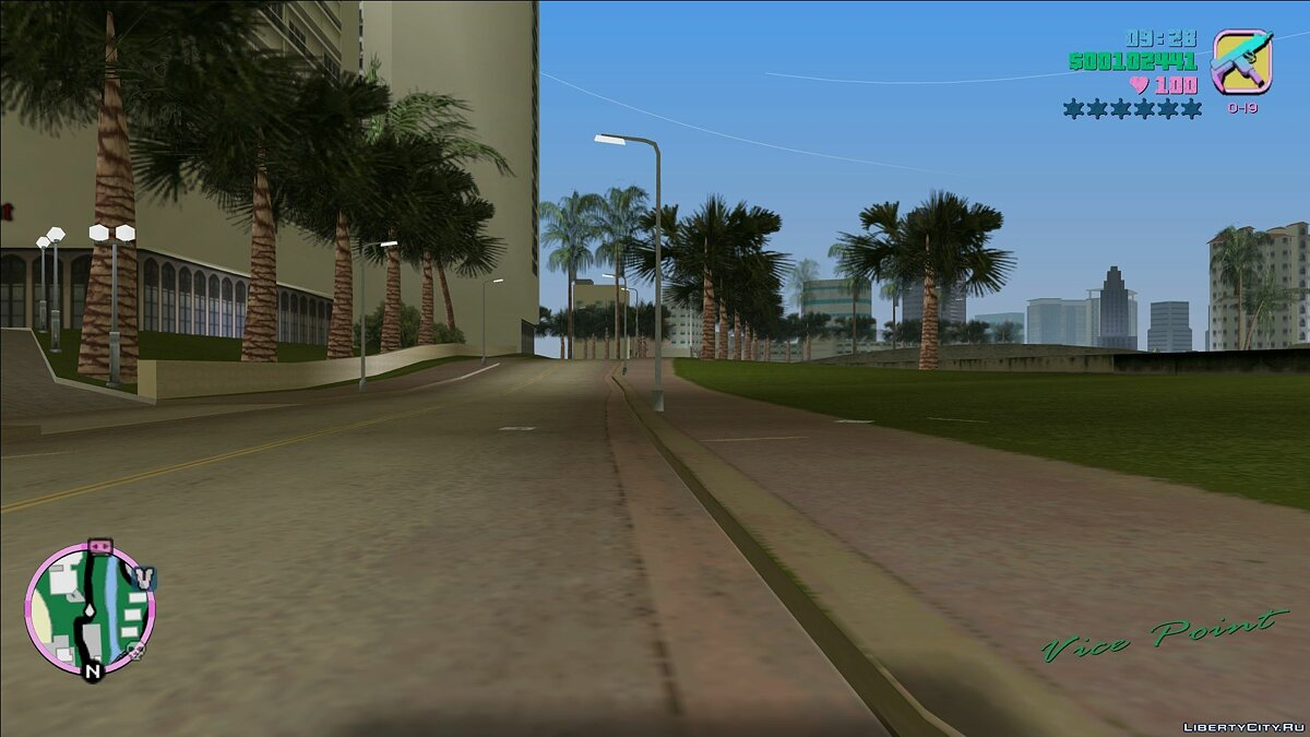 GTA VC Mipmapped Textures для GTA Vice City - Картинка #1