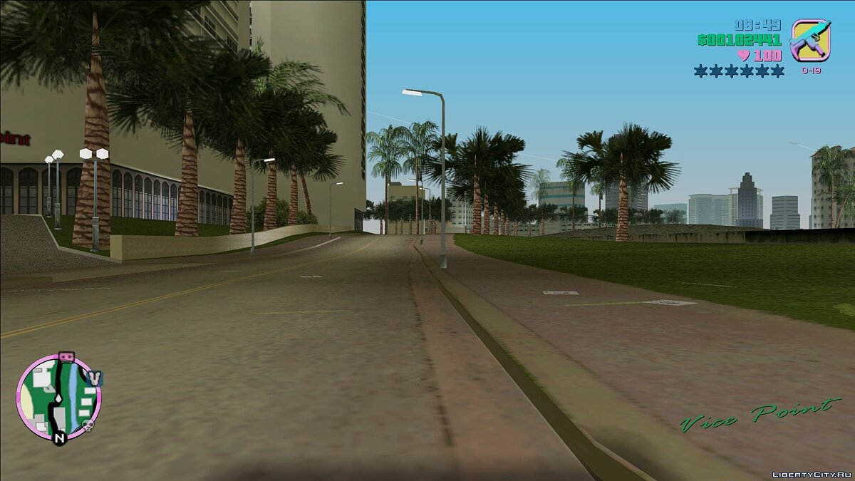 GTA VC Mipmapped Textures для GTA Vice City - Картинка #2