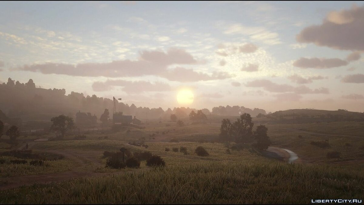 Скриптовый мод Red Dead Freecam v1.0 для Red Dead Redemption 2