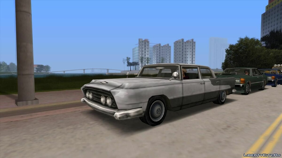 Машина III & Vice City Vehicles To San Andreas для GTA San Andreas