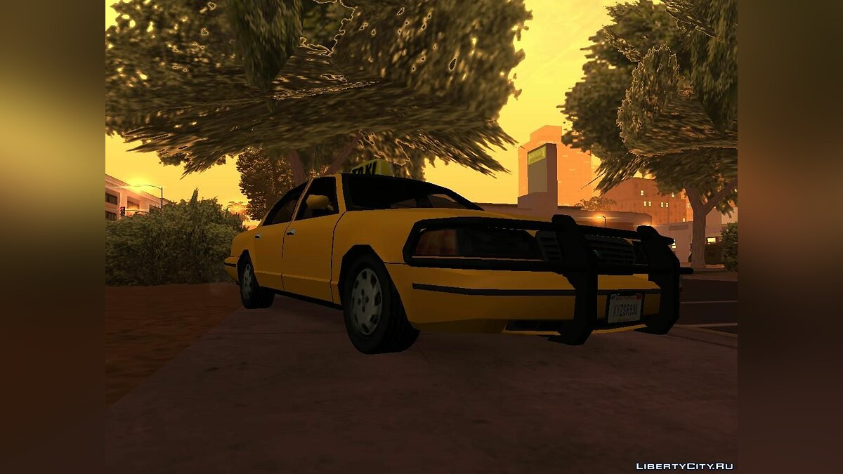 Ford Crown Victoria LP v2 для GTA San Andreas