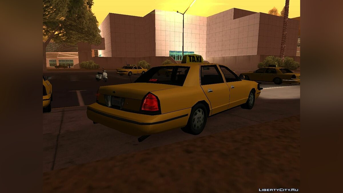 Ford Crown Victoria LP v2 для GTA San Andreas - скриншот #2