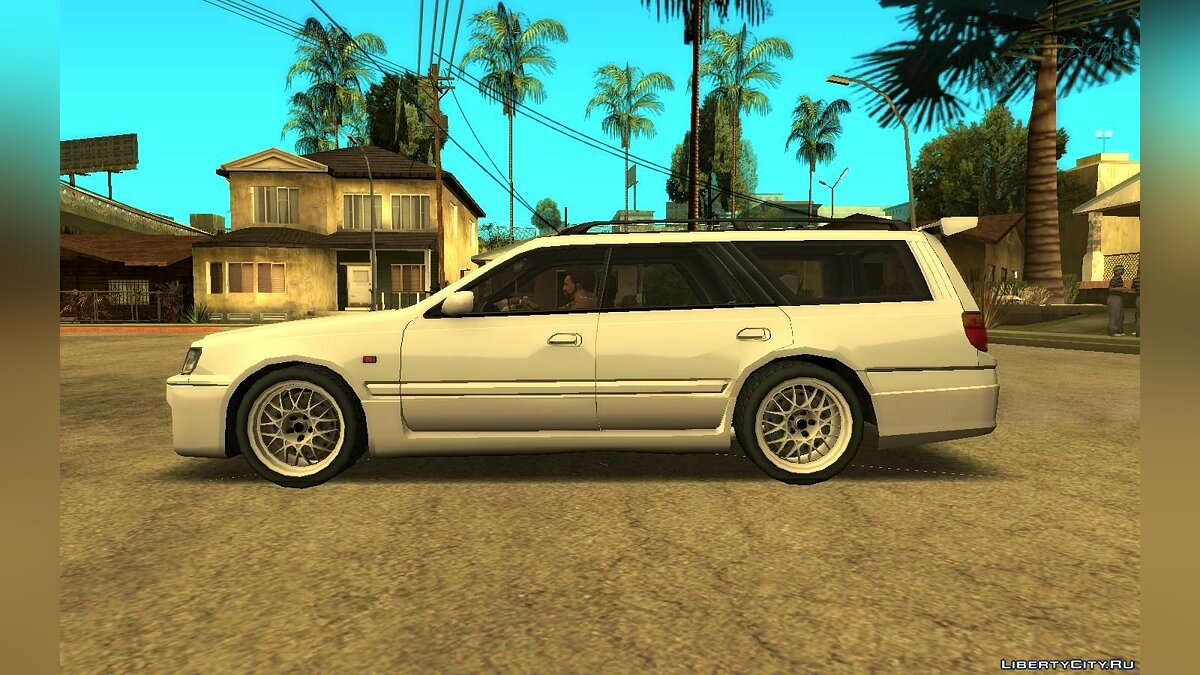 Машина Nissan Stagea WGNC34 Autech Version 260RS '97 LQ для GTA San Andreas