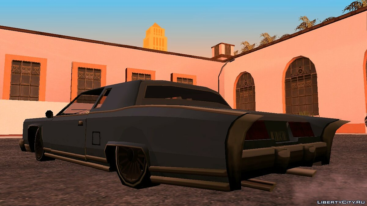 Машина Beta Remington для GTA San Andreas