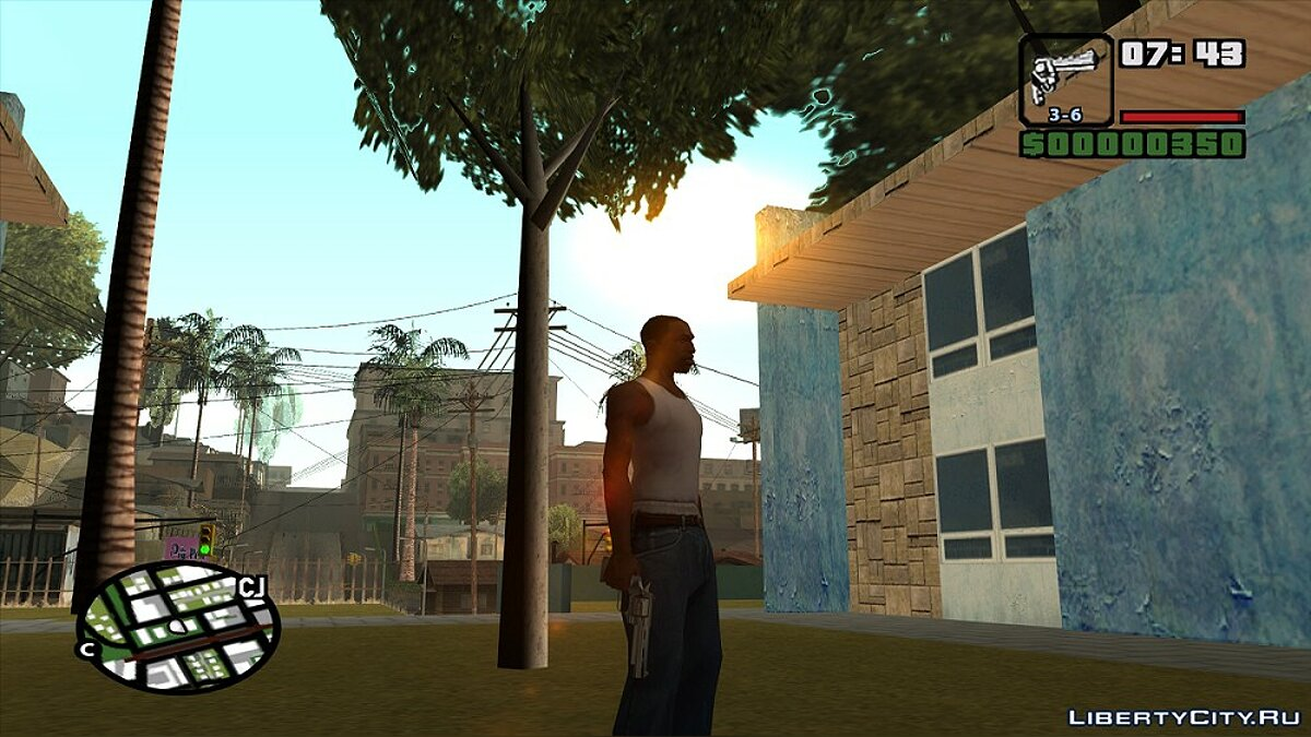 Hello from Vice city v 1.0.1 для GTA San Andreas - Картинка #5