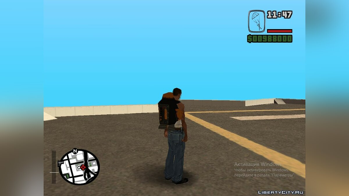 Half-Life weapons pack v 0.5 для GTA San Andreas - скриншот #4