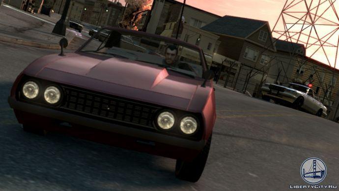 Погоня в GTA 4