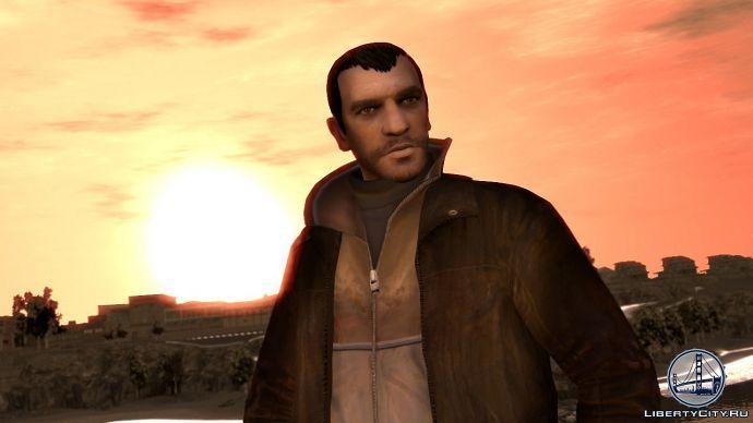 Главный герой GTA 4