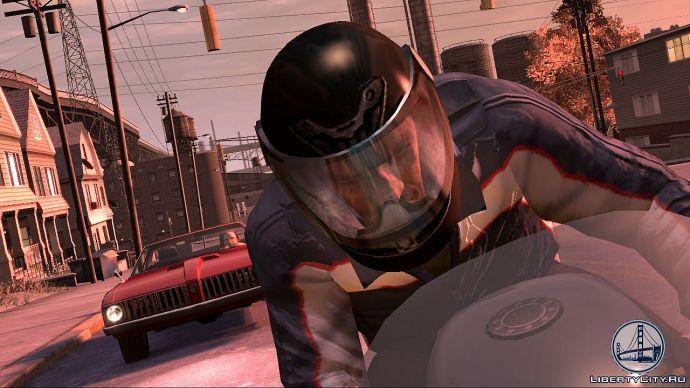 Мотоцикл в GTA 4