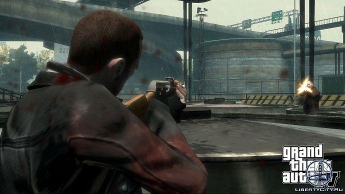 Перестрелка в GTA 4