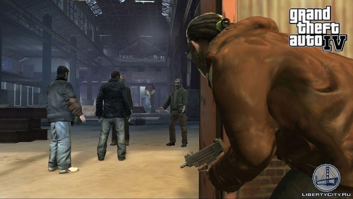 Сделка в GTA 4
