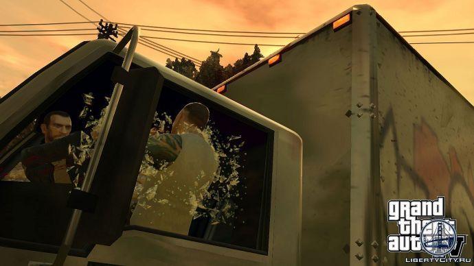 Убийство в GTA 4