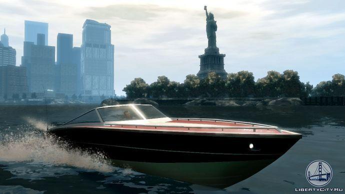 Статуя Свободы в GTA 4
