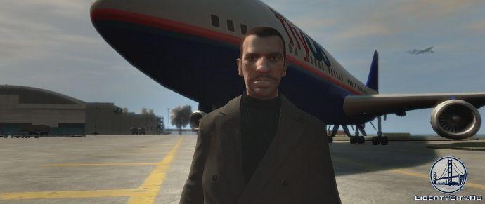 Аэропорт в GTA 4