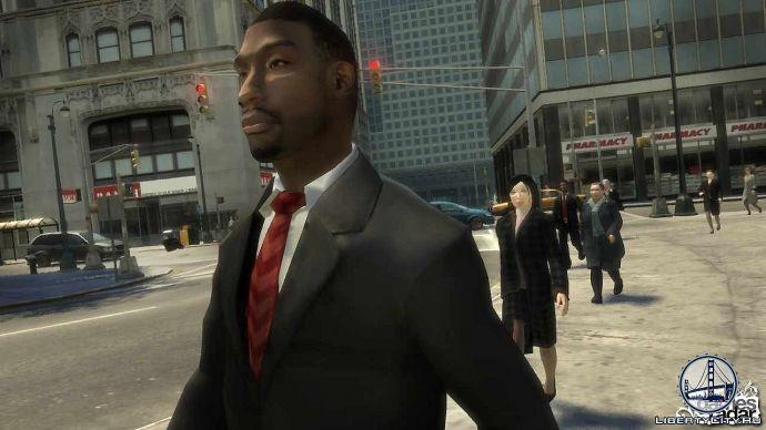 Пешеходы в GTA 4