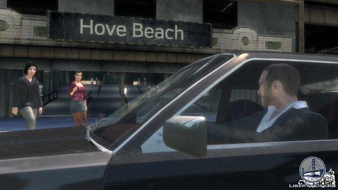 Девушки в GTA 4