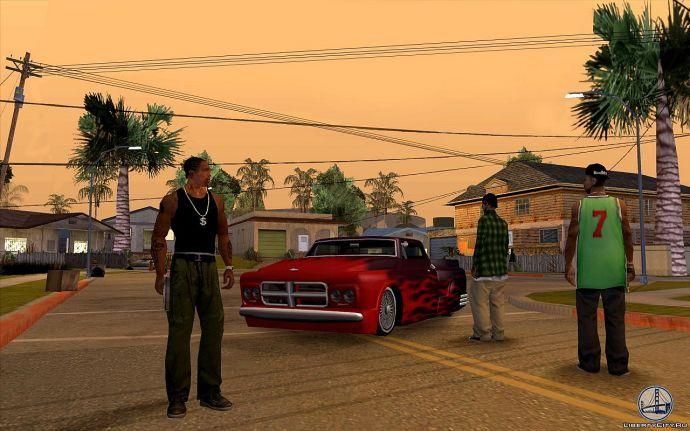 Карл и гангстеры