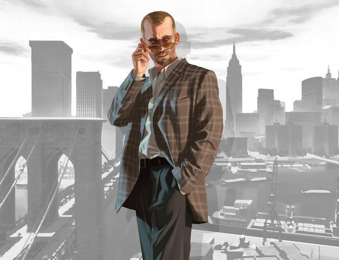 Персонаж из GTA 4