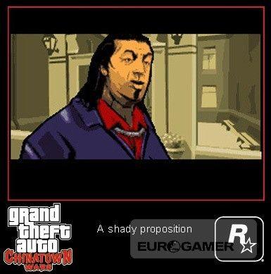 Персонаж GTA CTW