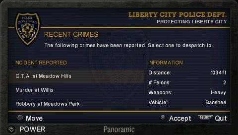 Полицейский компьютер