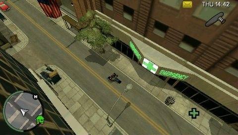 Больница в GTA CTW