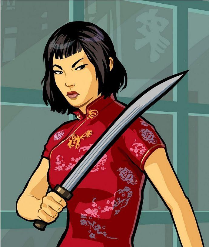 Китаянка из Chinatown Wars