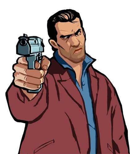 GTA Chinatown Wars Art