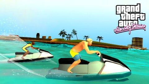Гидроциклы в GTA VCS