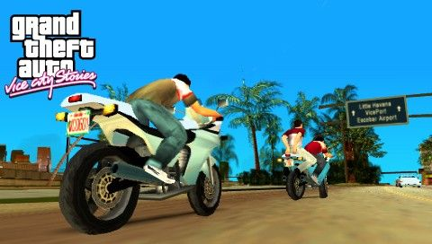 Мотоциклы в Vice City Stories