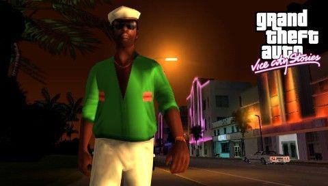 Ночной Vice City