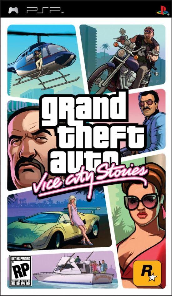 Боксарт GTA VCS