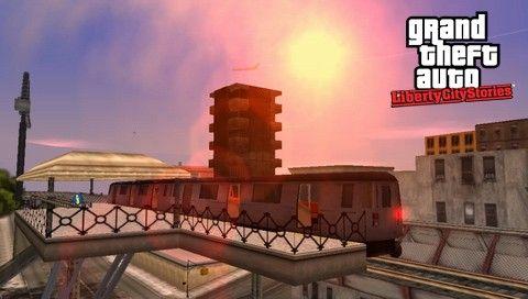 Метро в GTA LCS