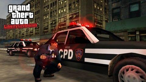 LCPD в GTA LCS