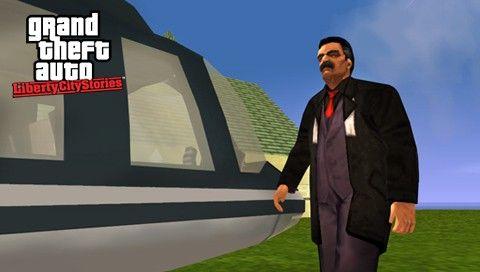 Персонаж GTA LCS