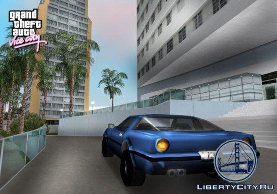 Banshee в GTA Vice City