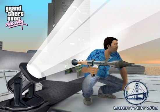 Базука в GTA Vice City