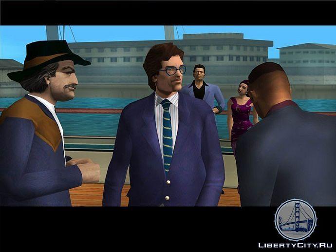 Персонажи GTA Vice City