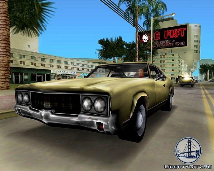 Sabre в GTA Vice City