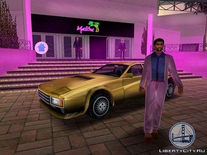 Клуб в GTA Vice City