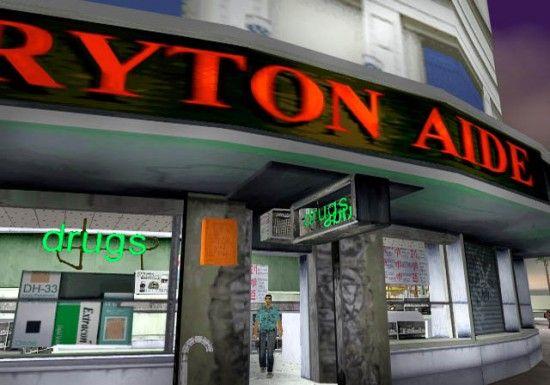 Скриншоты GTA Vice City