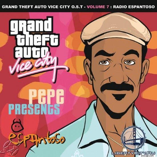 Espantoso GTA Vice City