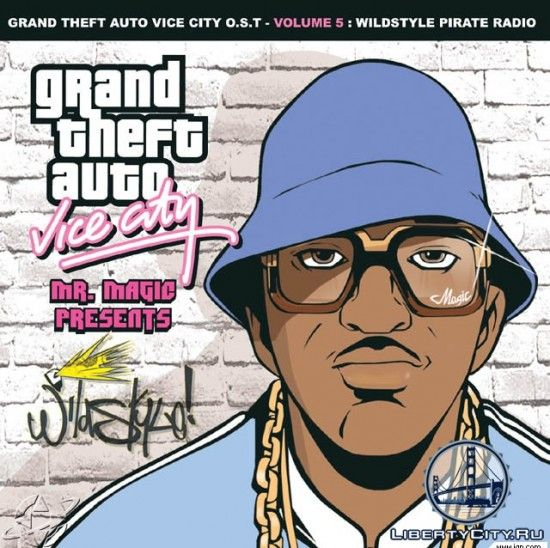 Pirate radio GTA Vice City