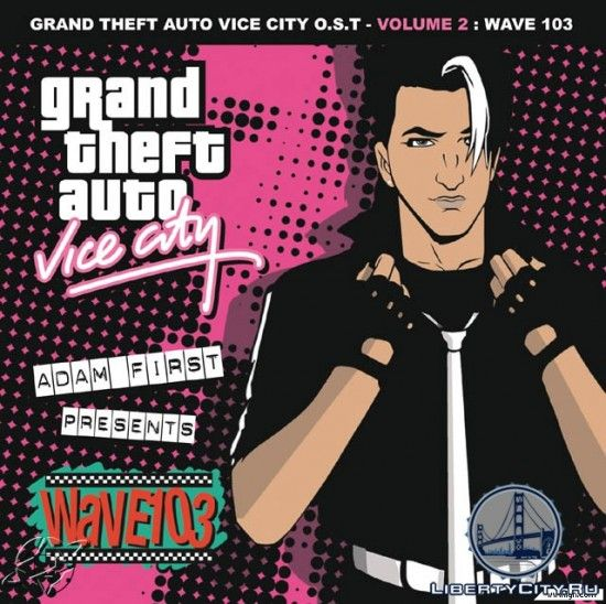 Wave 103 GTA Vice City