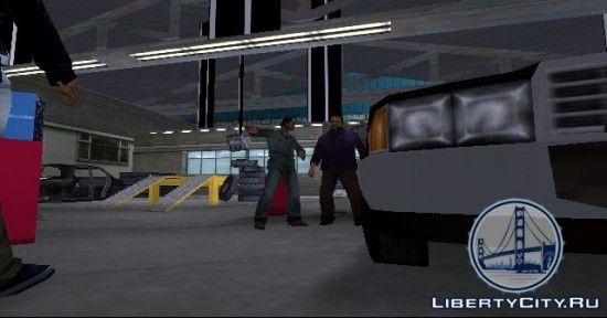 Миссия в GTA 3