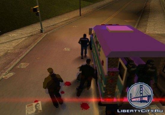 Спецназ в GTA 3