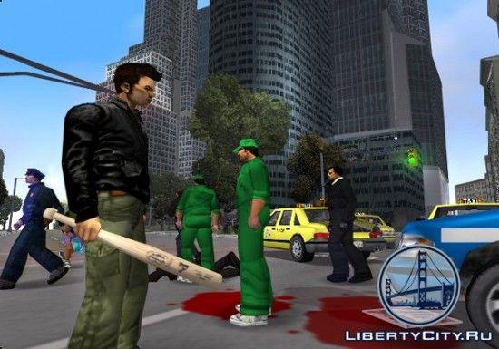 Медики в GTA 3